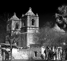 Mission Concepcion by Brian Kerls  photography
