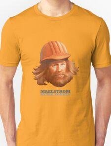 EPCOT Norway Pavilion MAELSTROM NEVER FORGET - Retro Disney - Construction Guy T-Shirt