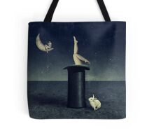 the rabbithole Tote Bag
