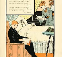 The Buckle My Shoe Picture Book by Walter Crane 1910 75 - And When I see Thee Hang They Head by wetdryvac