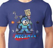 Megamans - Power ups Unisex T-Shirt