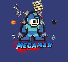 Megamans - Power ups Unisex T-Shirt