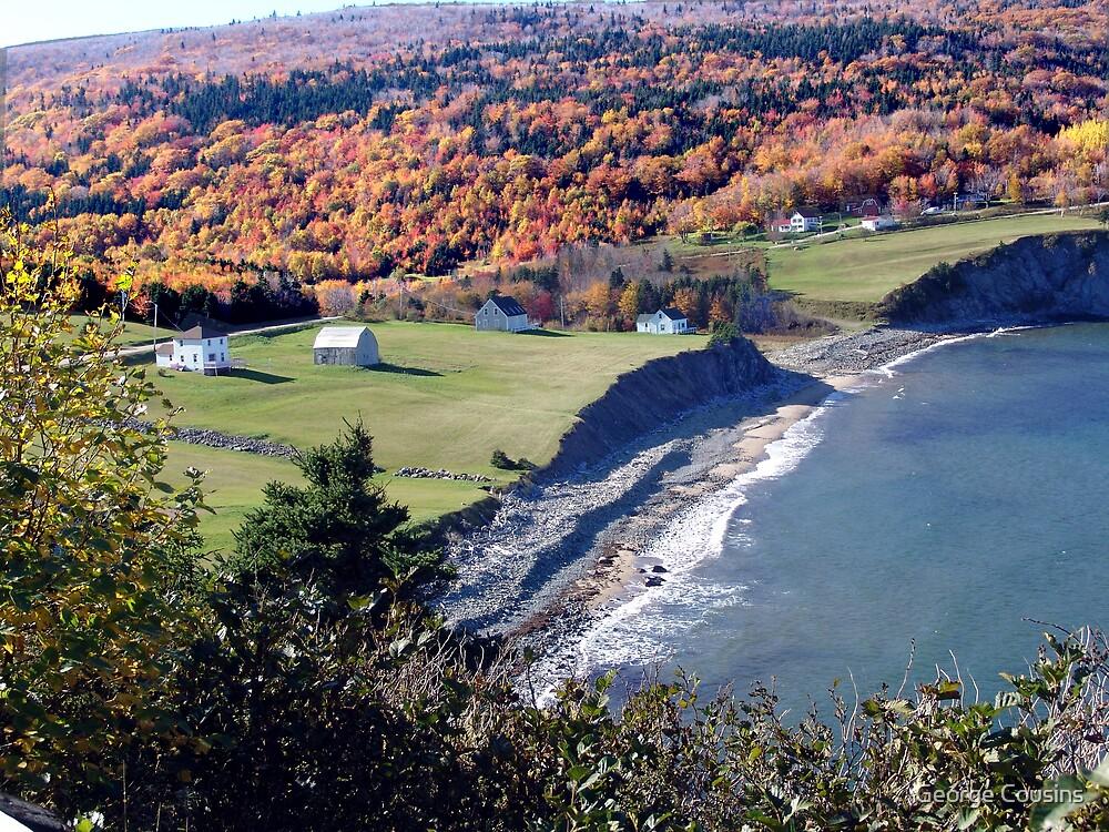 Capstick, Cape Breton Island by George Cousins