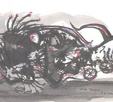 War Wagon by Peter Searle ( the Elder )