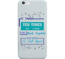 Hunger Games - Odair Quote iPhone Case/Skin