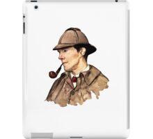 Victorian Sherlock iPad Case/Skin