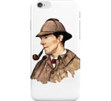 Victorian Sherlock iPhone Case/Skin