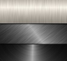 silver metal texture by bobstudio
