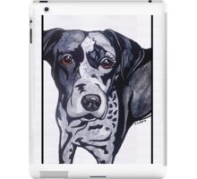 #3: The Catahoula Leopard Dog: Messages from the Dogs Oracle Deck iPad Case/Skin