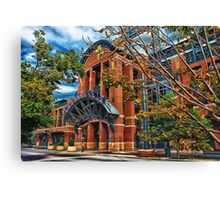 Coors Field - Home of the Colorado Rockies Canvas Print