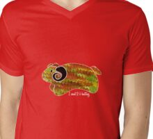 knitty sheep Mens V-Neck T-Shirt