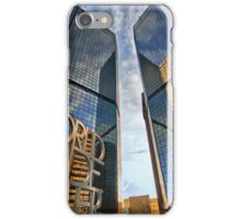 Denver World Trade Center iPhone Case/Skin