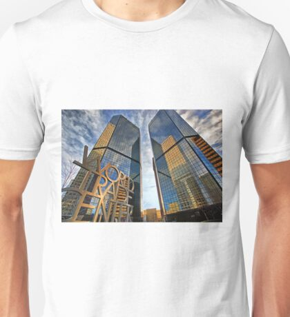 Denver World Trade Center Unisex T-Shirt