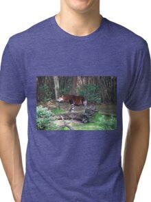 Okapi Tri-blend T-Shirt