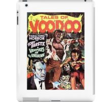 Famous Monster Tshirt iPad Case/Skin