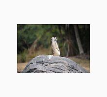 Meerkat standing tall Unisex T-Shirt