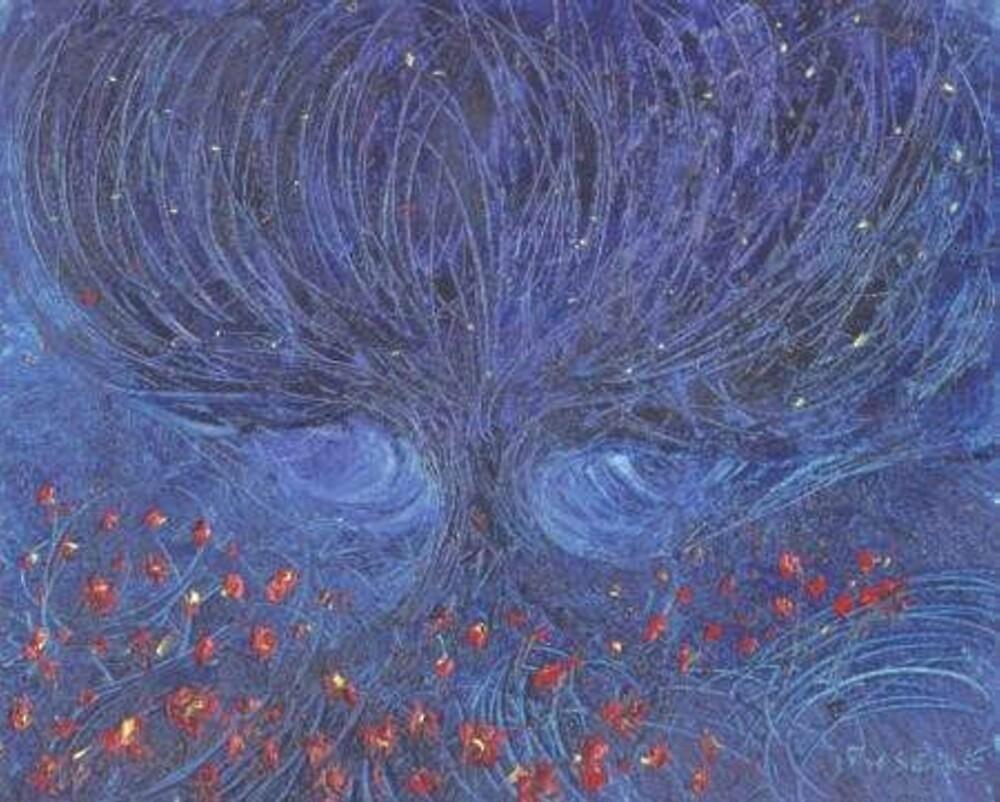 Self as Werewolf by Peter Searle ( the Elder )