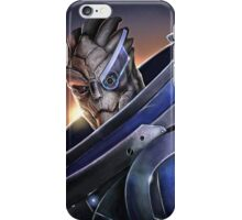 Mass Effect - Garrus Vakarian Portrait iPhone Case/Skin