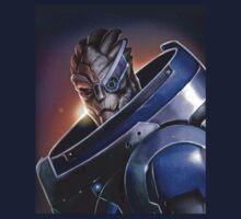 Mass Effect - Garrus Vakarian Portrait T-Shirt
