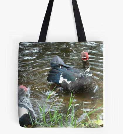LAUGHING OUT LOUD (LOL) - DUCK STYLE Tote Bag