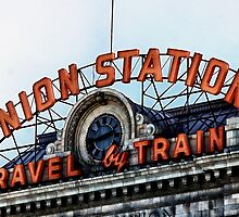 Union Station - Travel by Train by Brian Kerls  photography