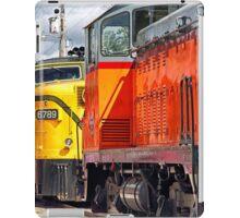 Vintage Locomotives iPad Case/Skin