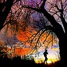 Connie's Sunrise Run by nikongreg