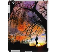 Connie's Sunrise Run iPad Case/Skin