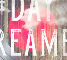 Daydreaming Sticker