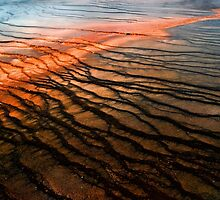 Grand Prismatic Abstract by Brian Kerls  photography