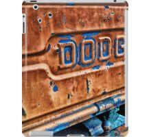 Vintage Dodge iPad Case/Skin