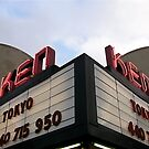 Marquee, The Ken Cinema by deepbluwater