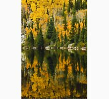 Autumn Reflections at Bear Lake Unisex T-Shirt