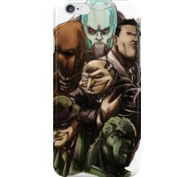 Asylum Villains   iPhone Case/Skin