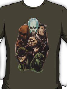 Asylum Villains   T-Shirt