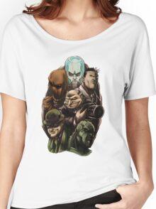 Asylum Villains   Women's Relaxed Fit T-Shirt