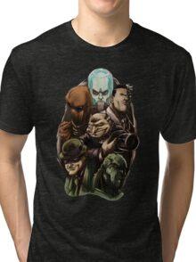 Asylum Villains   Tri-blend T-Shirt