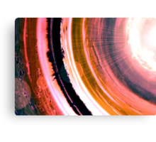 The Sun From Another Planet Canvas Print
