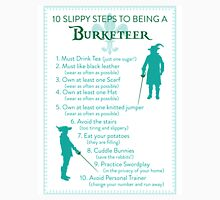 10 Slippy Steps ~ Burketeer Unisex T-Shirt