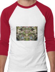 Crabapple Morph Men's Baseball ¾ T-Shirt