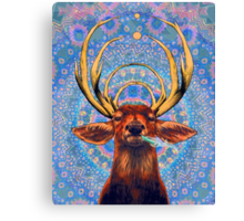 Dope Deer Canvas Print