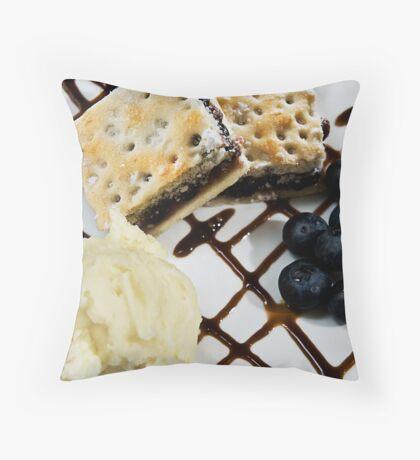 Dessert Throw Pillow