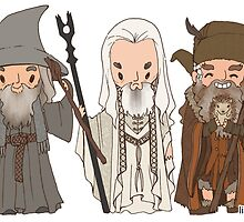 Yer a wizard Bilbo by liarakcrane