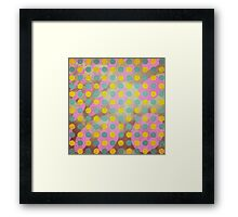 Running out of points Framed Print