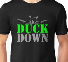 DUCK DOWN Unisex T-Shirt