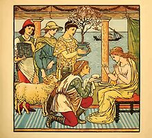 Walter Crane's Painting Book 1889 37 - Gifts Color by wetdryvac