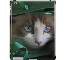 A Christmas Surprise iPad Case/Skin