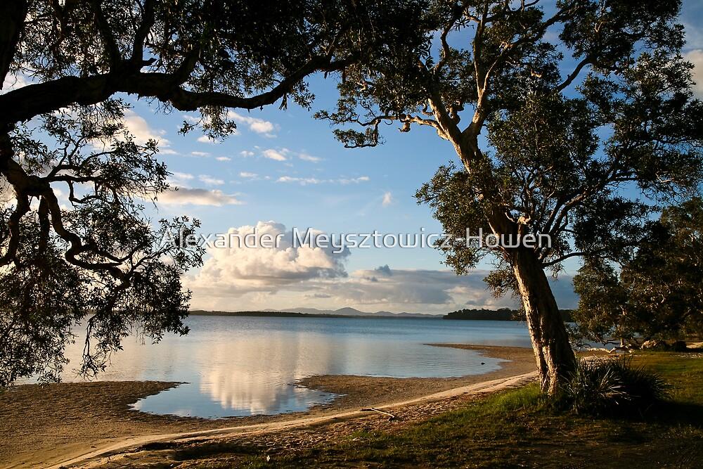 Wallis Lake paradise by Alexander Meysztowicz-Howen