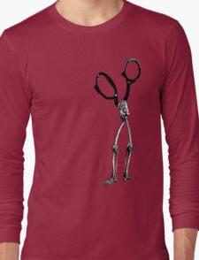Running with scissors Long Sleeve T-Shirt