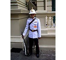 Kings Guard (Thailand) Photographic Print